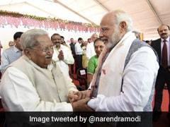 गुजरात के पूर्व CM केशुभाई पटेल का 92 साल की उम्र में निधन, PM मोदी ने पुरानी तस्वीर के साथ साझा किया दुख