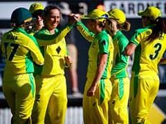 Australia Women Thrash New Zealand To Equal Record ODI Win Streak