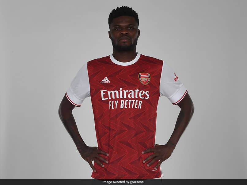 Arsenal Ambition Convinced Thomas Partey To Join Club