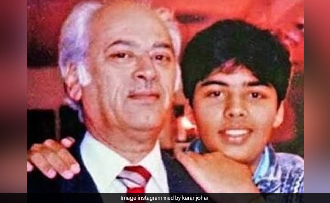 Karan Johar Remembers Dad Yash Johar On Dharma's Red-Letter Day: 'We've Basked In The Glory Of Your Goodwill'
