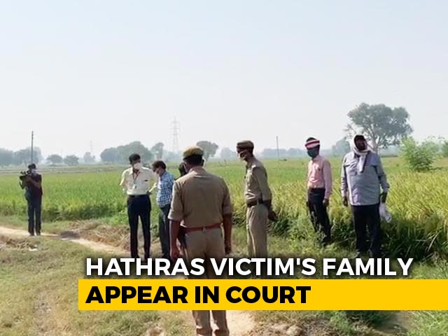 Video : Hathras Gang Rape Case: Allahabad High Court Adjourns Hearing To November 2