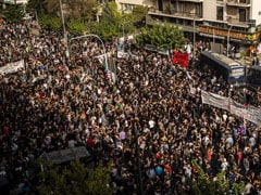 Thousands Gather Outside Court In Greece Amid Trial Of Neo-Nazi Party