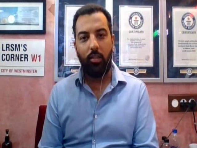 Video : The Need Of The Hour Is To Educate People: Prince Lakshyaraj Singh Mewar