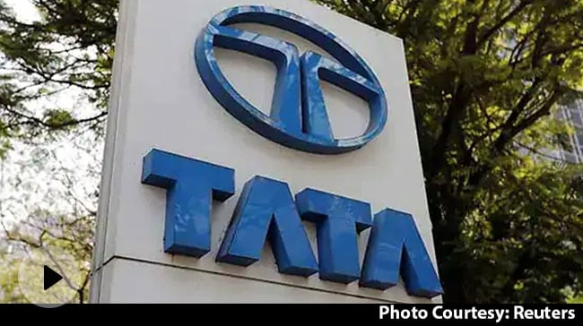 Tata Motors Rallies; Jaguar Land Rover Sales Rise 12% In March Quarter
