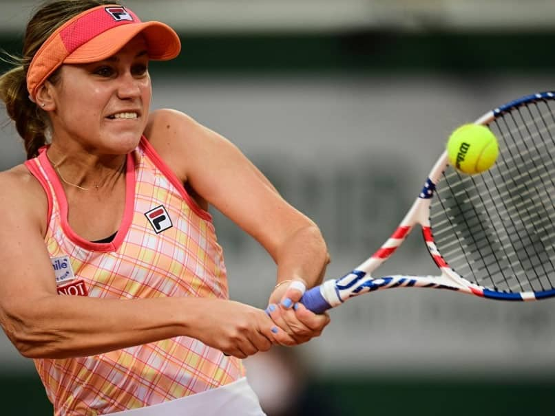 """French Open: """"Problem-Solver"""" Sofia Kenin Looks To Add Rolland Garros """"Piece"""" To Puzzle"""