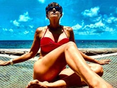 Mandira Bedi's Stunning Pic From Maldives Is All About The Sea And Sky
