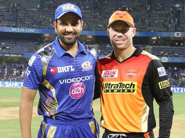 IPL 2020, MI vs SRH, Mumbai Indians vs SunRisers Hyderabad: Head To Head Match Stats