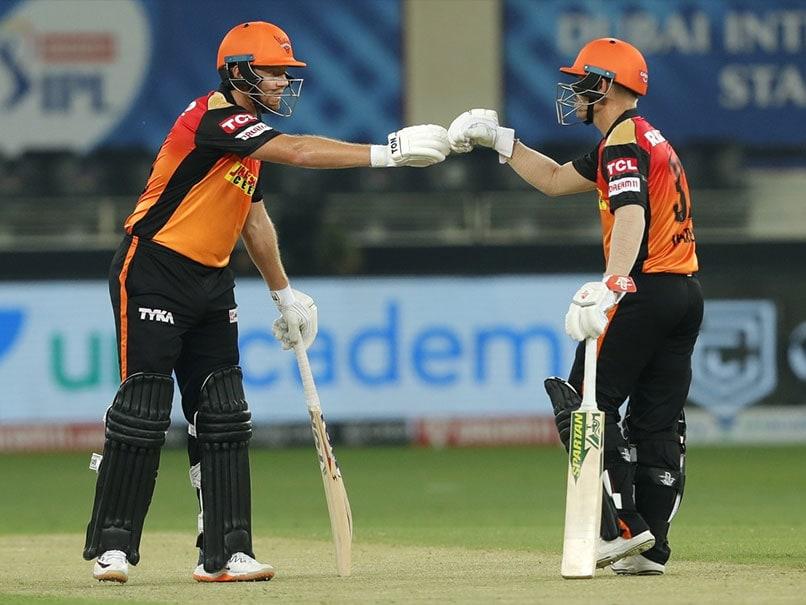 IPL 2020: David Warner Says Enjoys Batting With Ashes Rival Jonny Bairstow