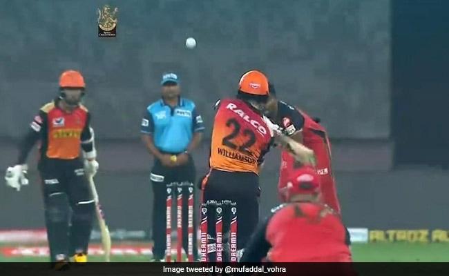 RCB vs SRH: अंपायर ने नहीं दिया 'नो बॉल', भड़क उठे क्रिकेट के दिग्गज, युवराज बोले- विश्वास नहीं हो रहा..'