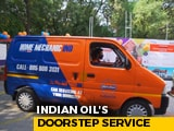 Video : Indian Oil Begins At Home Car Servicing With Home-Mechanic