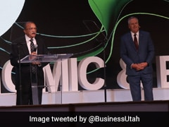 Indian-American Gets Utah Governor's Lifetime Achievement Medal