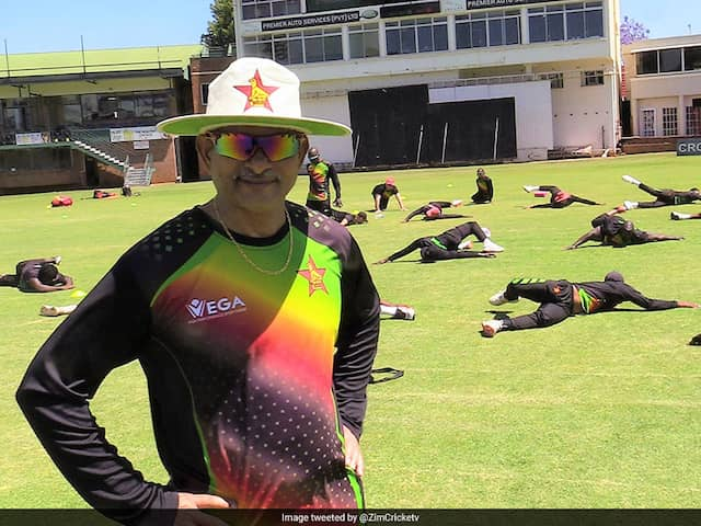 Zim Coach Rajput Skips Pak Tour After Indian Embassy Seeks Exemption: ZC