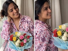 """""""Fooled You All"""": Anita Hassanandani Hid Her Baby Bump In Pics Before Announcing Pregnancy"""