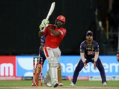 KKR vs KXIP, IPL 2020 Match Highlights: Chris Gayle, Mandeep Singh Fifties Power Kings XI Punjab To Eight-Wicket Win Over Kolkata Knight Riders