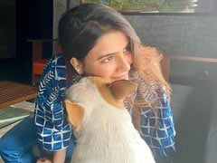 Samantha Ruth Prabhu's Caption For Pic With Her Pet Pooch Is Pure Love