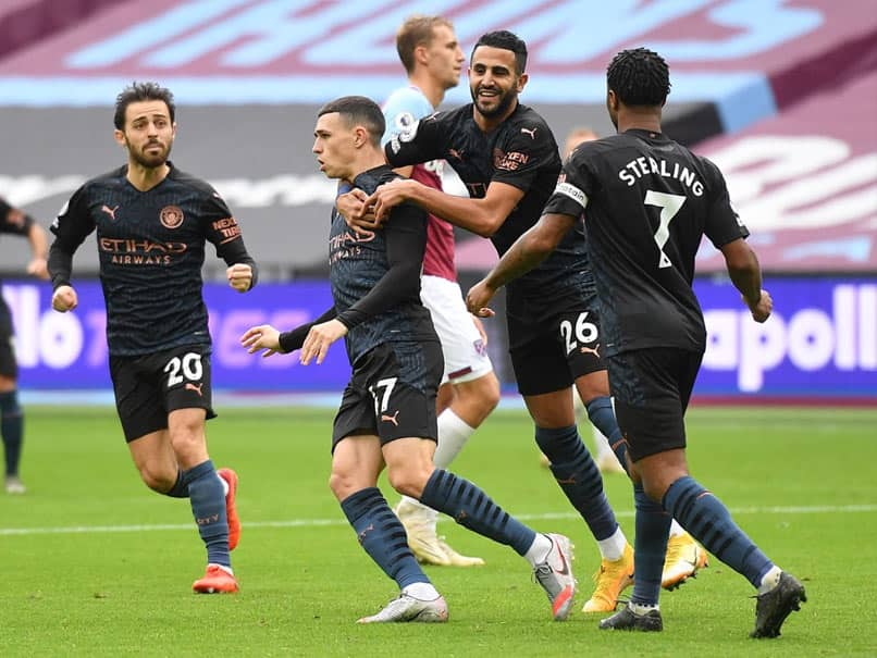 Premier League: Phil Foden Comes Off Bench To Rescue A Point For Manchester City Against West Ham United