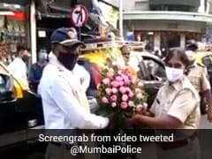 Mumbai Cop Attacked By Woman Felicitated At Same Spot For Selfless Service