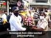 Mumbai Cop Beaten By Woman Felicitated At Same Spot For Selfless Service