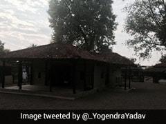 At Wardha's Bapu Kutir, Visitors Get Copies Of Gandhi's 1936 Speech