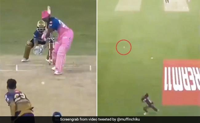 IPL 2020: कमलेश नागरकोटी ने हवा में उड़कर पकड़ा Impossible कैच, देखता रह गया बल्लेबाज - देखें Video