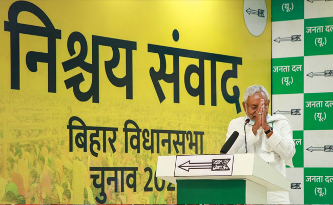 In Bihar Campaign, Signs That BJP Is Distancing Itself From Nitish Kumar