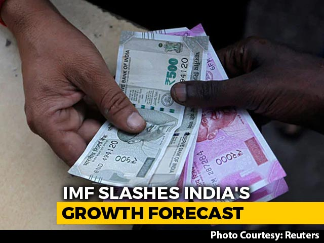 Video : IMF Slashes India's Forecast, Economy To Face Worst Contraction On Record