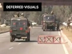 Lashkar Terrorists Behind Attack On CRPF In Srinagar Identified: Police