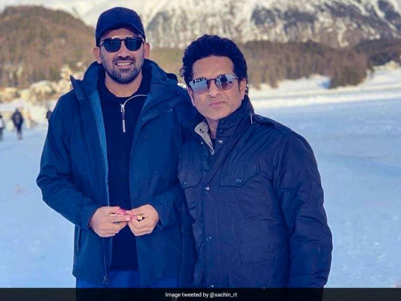 """Yahaan Pe Bhi Reverse Swing"": Sachin Tendulkar On Zaheer Khans Birthday Mystery"