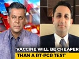 "Video : ""Some Called Me Crazy"": Adar Poonawalla On $200 Million Covid Vaccine Bid"