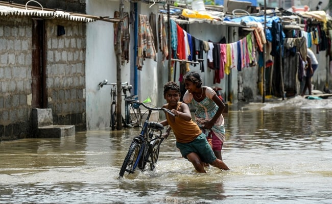 Telangana Rain Deaths Rise To 50, Damages Estimated To Be Rs 6,000 Crore - NDTV