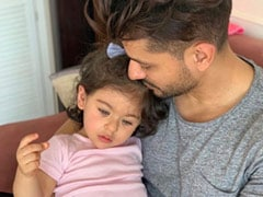 Kunal Kemmu Gets A New Tattoo And This One Is Special. Because, Daughter Inaaya