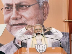 """Opposition Wants Article 370 Back, Dares To Seek Votes In Bihar"": PM"