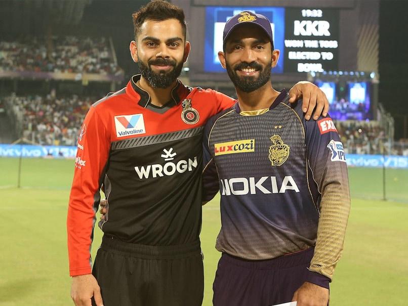RCB vs KKR IPL: बेंगलोर ने केकेआर को 82 रन से बुरी तरह धोया
