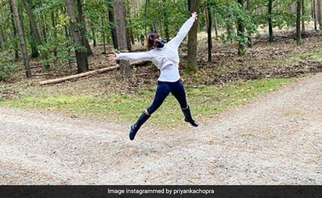 Priyanka Chopra Is At A Crossroads, Literally. Location - 'Somewhere In Europe'