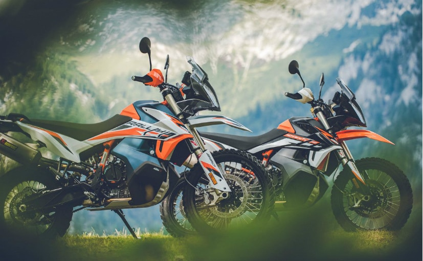 The KTM 890 Adventure R and the 890 Advenuture R Rally may not come to India