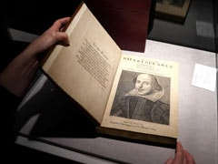 First Collection Of Shakespeare's Plays Sells For Almost $10 Million
