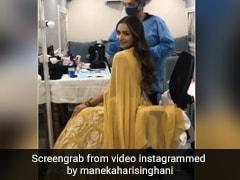 Malaika ने कोरोना से ठीक होने के बाद की धमाकेदार वापसी, Video में दिखा एक्ट्रेस का खूबसूरत अंदाज