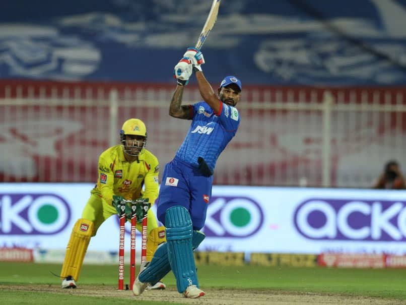 IPL 2020, DC vs CSK: MS Dhoni Praises Shikhar Dhawan As Delhi Capitals Beat Chennai Super Kings By Five Wickets