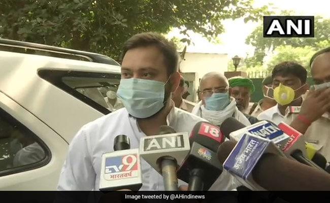 Bihar Elections 2020: Will Miss Lalu Prasad Yadav From Bihar Campaign, Says Tejashwi Yadav