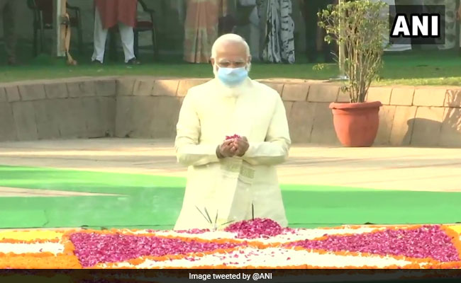 Much To Learn From Mahatma Gandhi's Life And Noble Thoughts: PM Modi