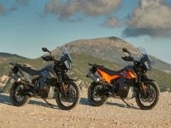 2021 KTM 890 Adventure Revealed