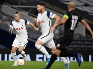 Europa League: Gareth Bale Starts As Tottenham Win, Celtic Undone By AC Milan