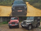 Videos : Raftaar Rebooted Episode 14 | Ford Endeavour Sport And 2020 Mahindra Thar Old Vs New review in Hindi