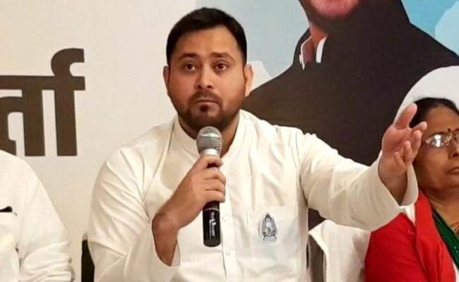 Will Bihar Special Status Be Given By Trump, Taunts Tejashwi Yadav - NDTV