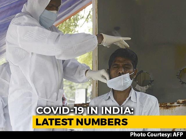 Video : 63,509 Fresh COVID-19 Cases In India In A Day, 72.3 Lakh Total Cases: 10 Points