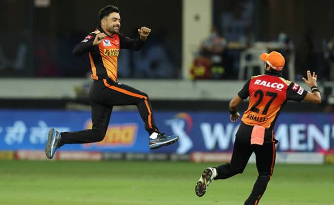 IPL 2020 Rashid Khan registers his best bowling figures of this season