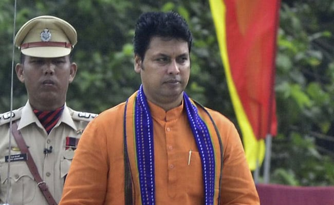 'Formal Objection Conveyed': Nepal On Biplab Deb's 'BJP Expansion' Remark
