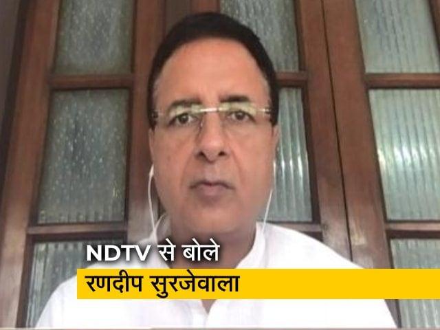 Video : बिहार की जनता इस बार जेडीयू और बीजेपी को नकारने के लिए तैयार: सुरजेवाला
