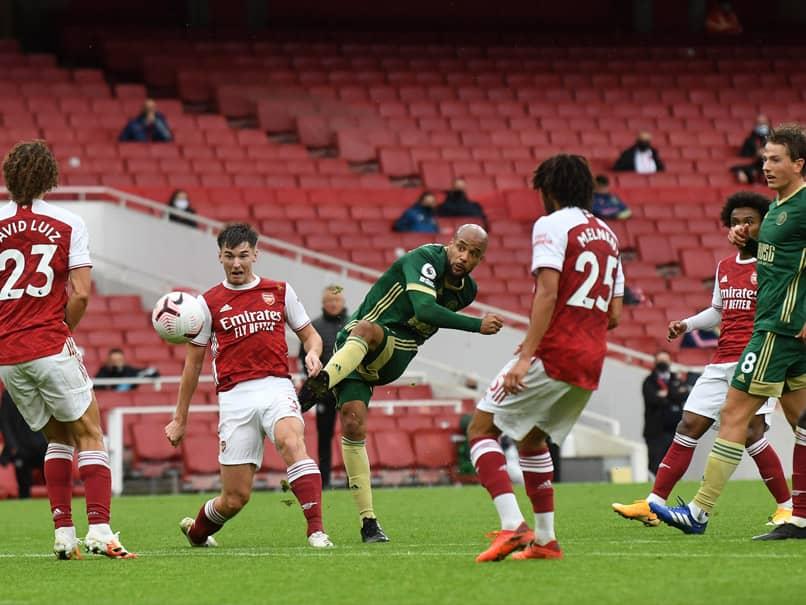 Premier League: Arsenal Edge Past Sheffield United, West Ham United Spoil Leicester Citys Perfect Start