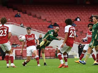 Premier League: Arsenal Edge Past Sheffield United, West Ham United Spoil Leicester Citys Perfect Start